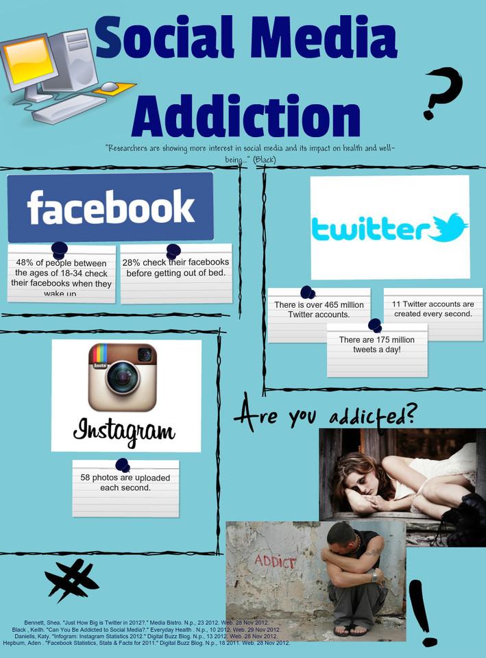 sosyal medya bağımlılık kaynakları