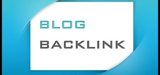 Blog-Backlink-nedir