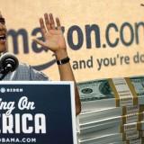 amazon obama