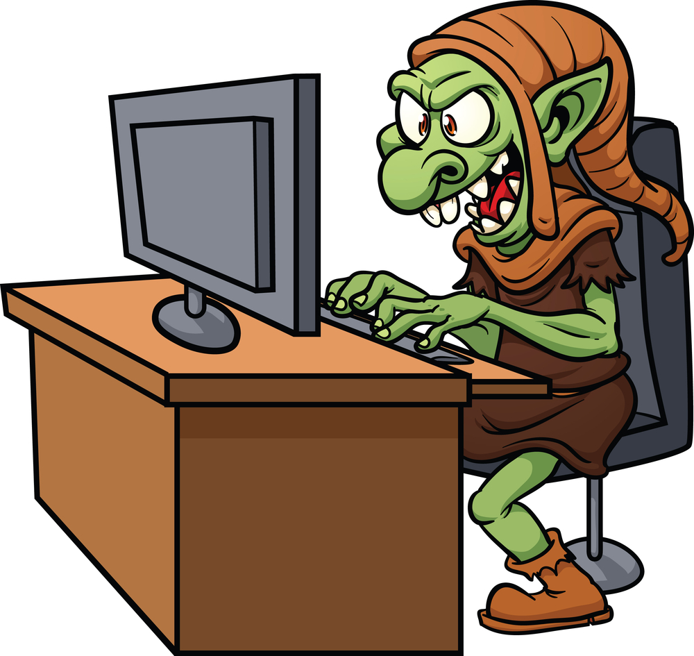 online troller