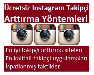 instagram takipçi arttırma siteleri