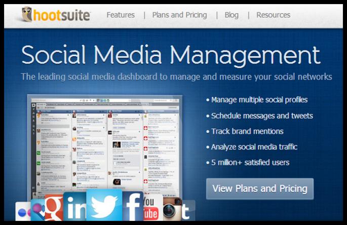hootsuite sosyal medya araçları