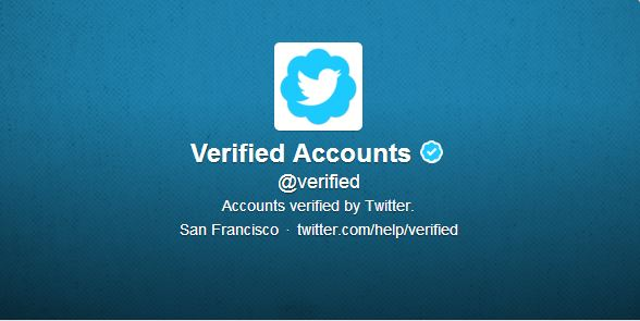 verified twitter account yapma